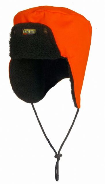 Blaklader 2015 Polycotton Cap (Orange)